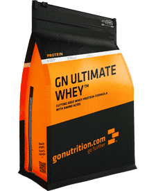 GoNutrition - GN Ultimate Whey - 1.1 lbs / 500 g Bag