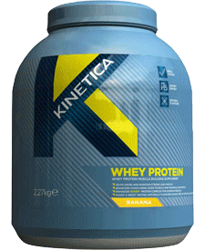 Kinetica - Whey Protein - 5 lbs / 2.27 kg Tub