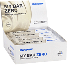 Myprotein - My Bar Zero - 12 x 65 g Bars