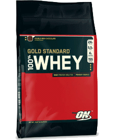 Optimum Nutrition - Gold Standard 100% Whey - 10.02 lbs / 4.55 kg Bag