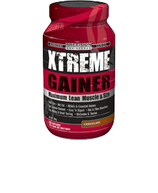 Precision Engineered - Xtreme Gainer - 2 lbs / 908 g Tub