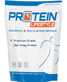 Protein Lifestyle - Diet Whey Protein - 5.51 lbs / 2.5 kg Bag