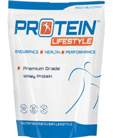 Protein Lifestyle - Whey Protein Concentrate 80% - 5.51 lbs / 2.5 kg Bag