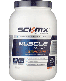 Sci-MX - Muscle Meal Leancore - 2.43 lbs / 1.1 kg Tub