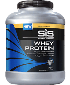 Science in Sport - Whey Protein - 4.41 lbs / 2 kg Tub