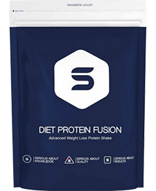 Smart Protein - Diet Protein Fusion - 4.41 lbs / 2 kg Bag