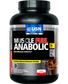 USN - Muscle Fuel Anabolic - 4.41 lbs / 2 kg Tub