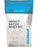 Myprotein - Impact Native Whey 95 - 2.2lbs / 1kg Bag