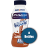 Sci-MX - Pro 2Go Ultra Thick Shake - 8 x 310ml Bottles