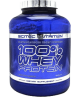 Scitec Nutrition - 100% Whey Protein - 5.18lbs / 2.35kg Tub
