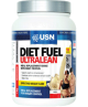 USN - Diet Fuel Ultralean - 2.2lbs / 1kg Tub
