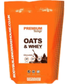 Bodybuilding Warehouse - Premium Oats & Whey - 2.2 lbs / 1 kg Bag