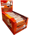 Bodybuilding Warehouse - Premium Protein Flapjacks - 24 x 75 g Bars