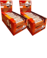 Bodybuilding Warehouse - Premium Protein Flapjacks - 2 x 24 x 75 g Bars