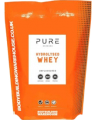 Bodybuilding Warehouse - Pure Hydrolysed Whey - 2.2 lbs / 1 kg Bag