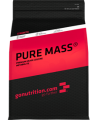 GoNutrition - Pure Mass - 5.51 lbs / 2.5 kg Bag