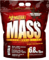 Mutant - Mutant Mass - 15 lbs / 6.8 kg Bag