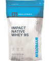 Myprotein - Impact Native Whey 95