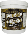Nutrisport - Protein + Carbs All-in-One - 11.02 lbs / 5 kg Tub