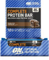 Optimum Nutrition - Complete Protein Bar - 12 x 50 g Bars