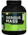Optimum Nutrition - Serious Mass - 6.01 lbs / 2.73 kg Tub