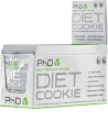 PhD Nutrition - Diet Cookie - 12 x 50 g Cookies