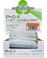 PhD Nutrition - Diet Whey Bar - 12 x 50 g Bars