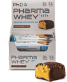 PhD Nutrition - Pharma Whey HT+ Bar - 12 x 75 g Bars
