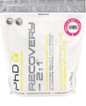 PhD Nutrition - Recovery 2:1 - 2.82 lbs / 1.28 kg Bag