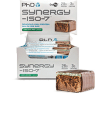 PhD Nutrition - Synergy ISO 7 Bar - 12 x 70 g Bars