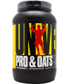 Universal Nutrition - Pro & Oats - 3 lbs / 1.36 kg Tub