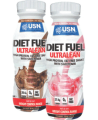 USN - Diet Fuel Ultralean RTD - 8 x 330 ml Bottles